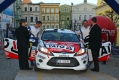 YATO Rally Team on car rally routes of Lower Silesia